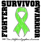 Survivor Fighter Warrior Non-Hodgkin's Lymphoma