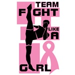 Team Fight Like A Girl Breast Cancer Awareness