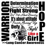 WarriorFightLikeaGirlLungCancer