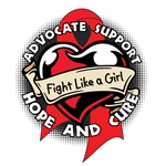 Fight Like a Girl Blood Cancer