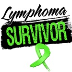Lymphoma Survivor Ribbon