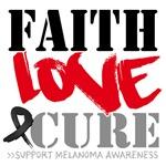 Faith Love Cure Melanoma