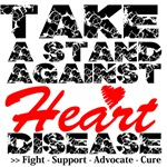 Take a Stand Heart Disease Shirts and Gifts