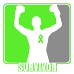 Lymphoma Male Survivor Shirts