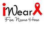 Personalize Heart Disease Shirts