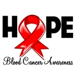 Hope Blood Cancer Shirts and Gifts