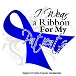 Patients Colon Cancer Support Shirts