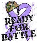 Ready For Battle General Cancer Shirts