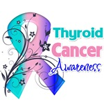 Thyroid Cancer Awareness Shirts