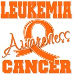 Leukemia Cancer Awareness Shirts