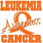Leukemia Cancer Awareness Shirts