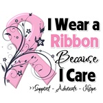 Because I Care Breast Cancer Shirts