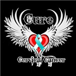 Cure Cervical Cancer Shirts