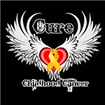 Cure Childhood Cancer Shirts