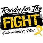 Ready For The Fight Childhood Cancer Shirts 
