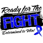 Ready For The Battle Colon Cancer Shirts