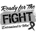 Ready For The Fight Skin Cancer Shirts