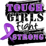 Pancreatic Cancer Tough Girls Fight Strong Shirts