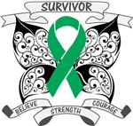 Liver Cancer Survivor Butterfly Shirts