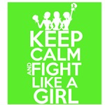 Lymphoma Keep Calm and Fight Like a Girl