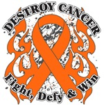 Destroy Leukemia Cancer Shirts and Gear