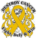 Destroy Appendix Cancer Shirts and Gear