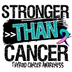 Thyroid Cancer - Stronger than Cancer Shirts
