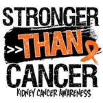 Kidney Cancer  - Stronger than Cancer Shirts