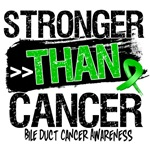 Bile Duct Cancer  Stronger than Cancer Shirts