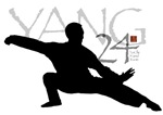 POPULAR! Yang Tai Chi 24 Hand Form LG Graphic