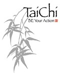 BEST SELLER! Tai Chi 'Be Your Action' Bamboo Art