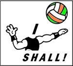 I shall!