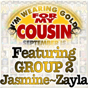 For My Cousin: GROUP 2