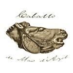 Caballo du Mas d'Azil - Paleolithic Equine Art