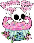 Sweet Girl Skull