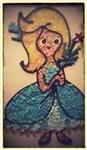 Gravel Art Girl