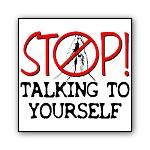 Stop Praying - Stop Talking To Yourself