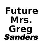 Future Mrs. Greg Sanders