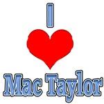 I Heart Mac Taylor