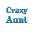 Crazy Aunt (blue)
