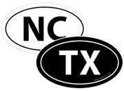 State & Territory Decals
