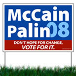 2008 Campaign Signs