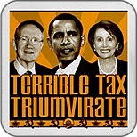 Terrible Tax Triumvirate