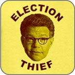 Al Franken Election Thief