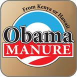 Obama Manure 100-Percent B.S.