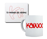 Mugs + Mousepads