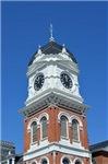 Newton County Courthouse Clock