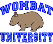 Wombat University II