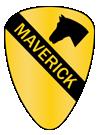 1st Cav. Division Maverick
