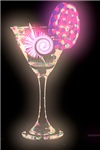 Candy Martini Cat Forsley Designs